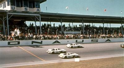 Porsche 917s at Daytona