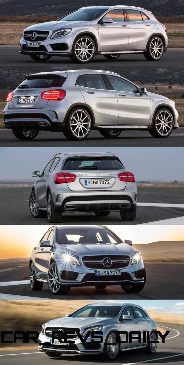 Production-Spec 2015 GLA45 AMG Looking Gorgeous Without Concept Stickers Production-Spec 2015 GLA45 AMG Looking Gorgeous Without Concept Stickers Production-Spec 2015 GLA45 AMG Looking Gorgeous Without Concept Stickers Production-Spec 2015 GLA45 AMG Looking Gorgeous Without Concept Stickers