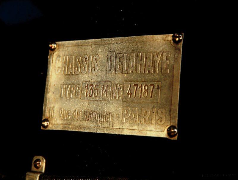 RM Auctions – Paris 2014 Preview Series, Part3 – 1936 Delahaye Type 135S 16