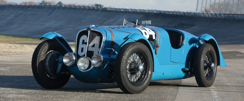 RM Auctions – Paris 2014 Preview Series, Part3 – 1936 Delahaye Type 135S 1
