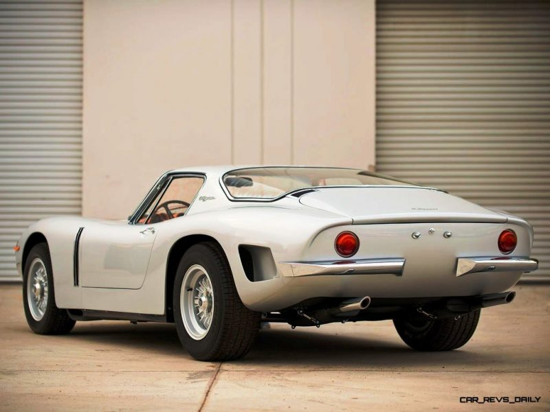 RM Auctions 1965 Bizzarinni Strada Alloy 18