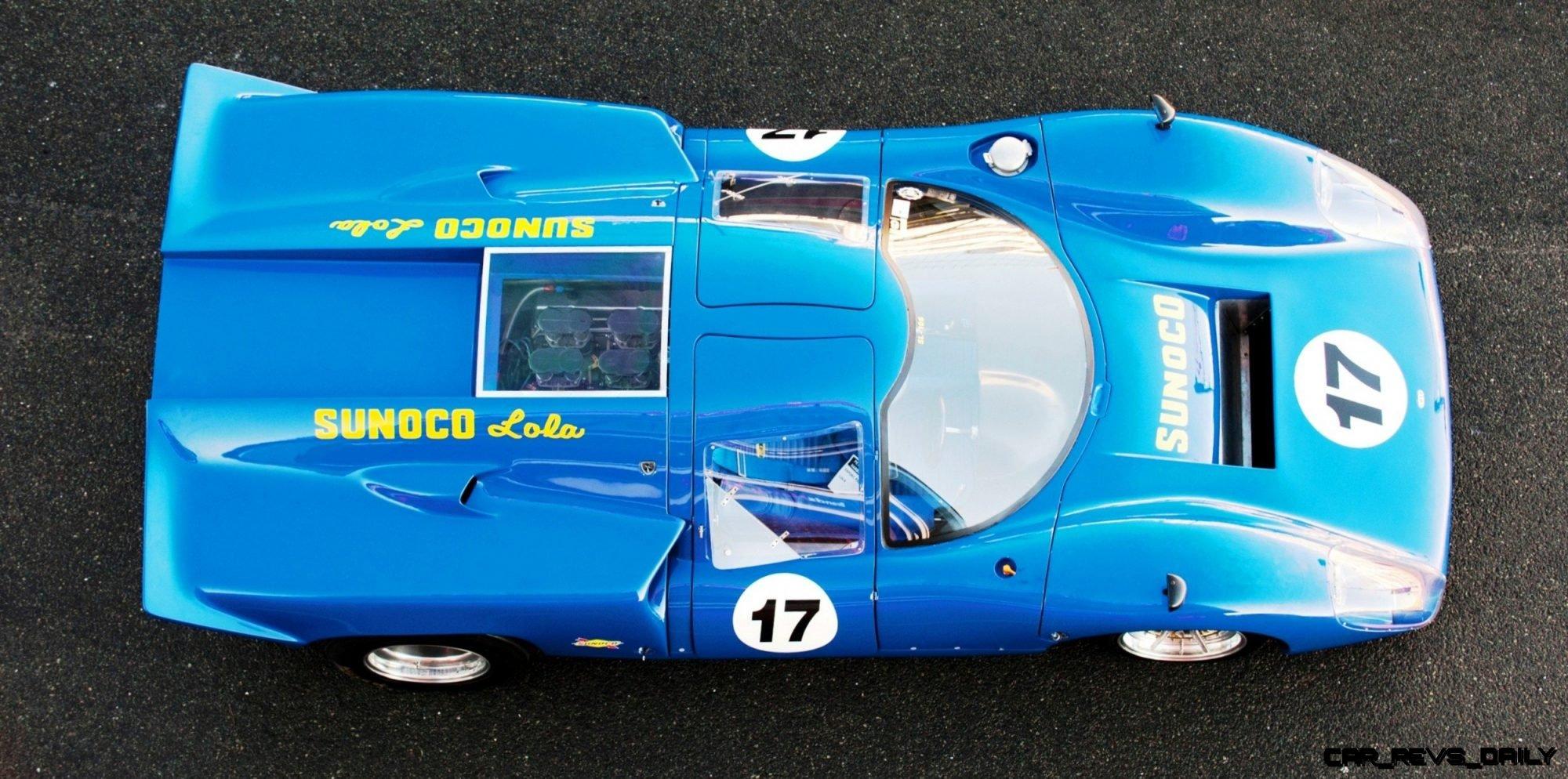 RM Auctions - Paris 2014 Previews - 1969 Lola T70 Mk IIIb by Sbarro20