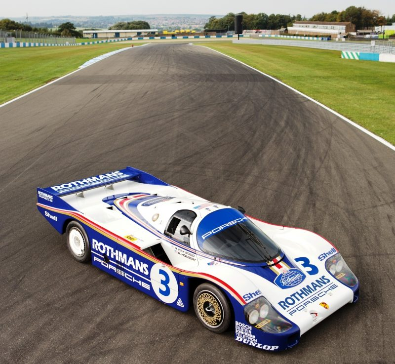 RM Auctions Paris Feb 2014 - 1982 Porsche 956 Group C Sports-Prototype 15