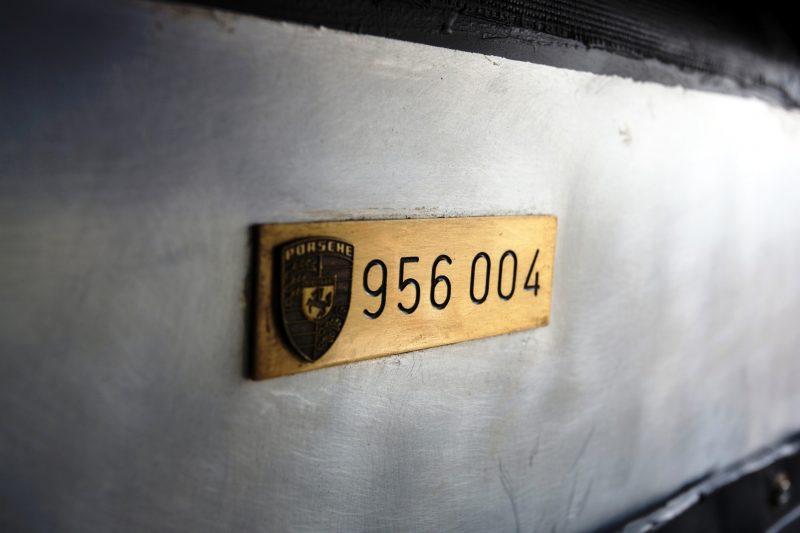 RM Auctions Paris Feb 2014 - 1982 Porsche 956 Group C Sports-Prototype 18