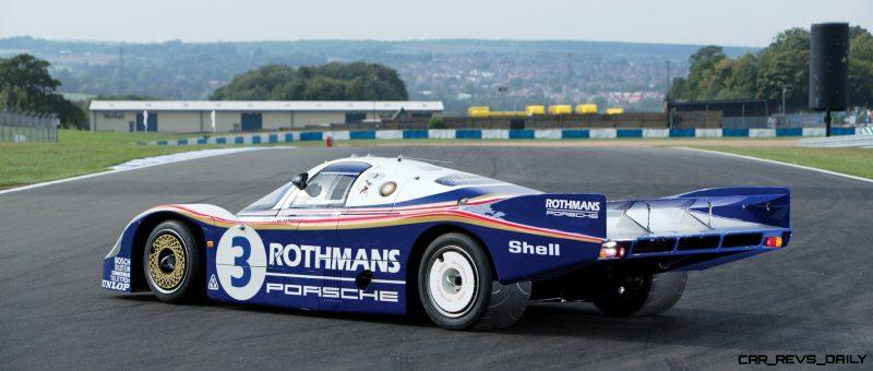 RM Auctions Paris Feb 2014 - 1982 Porsche 956 Group C Sports-Prototype 2