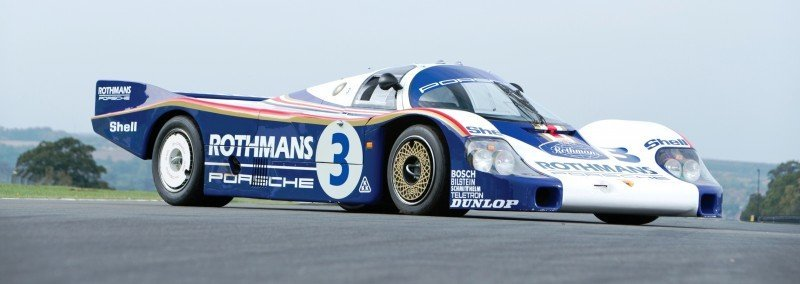 RM Auctions Paris Feb 2014 - 1982 Porsche 956 Group C Sports-Prototype 21