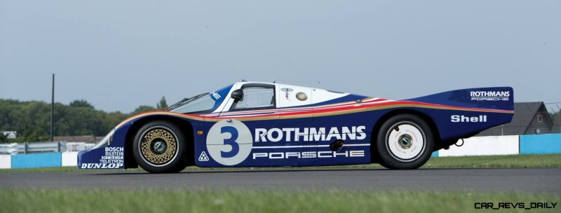 RM Auctions Paris Feb 2014 - 1982 Porsche 956 Group C Sports-Prototype 5