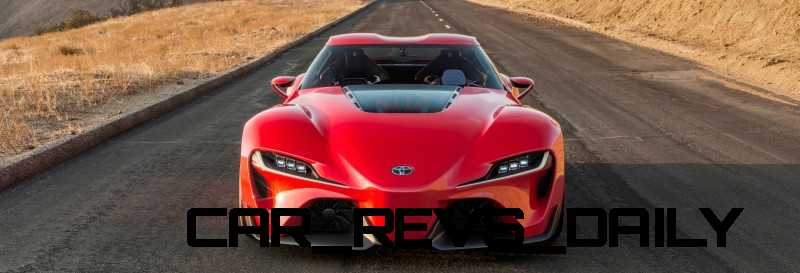 Surprise! Drop-Dead Sexy Toyota Supercar Playable in GT6 and Previewing SUPRA 19