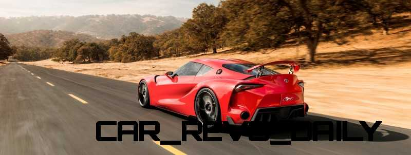 Surprise! Drop-Dead Sexy Toyota Supercar Playable in GT6 and Previewing SUPRA 3