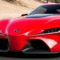 Surprise! Drop-Dead Sexy Toyota FT-1 Supra Joins Greatest Car Show on Earth