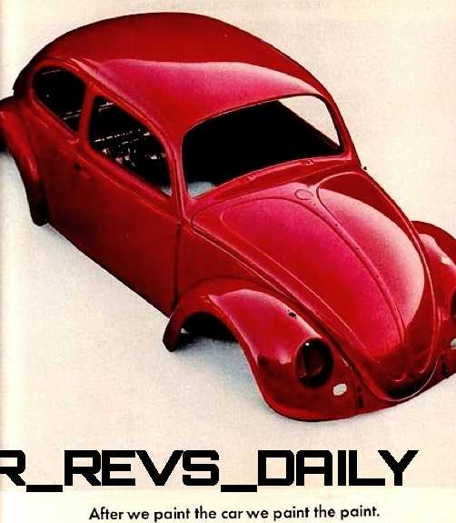 Visual Humor and Lavish Color Saved the VW Beetle in America 22