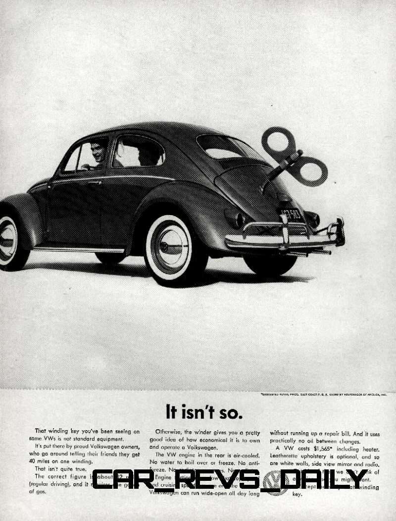 Visual Humor and Lavish Color Saved the VW Beetle in America 4