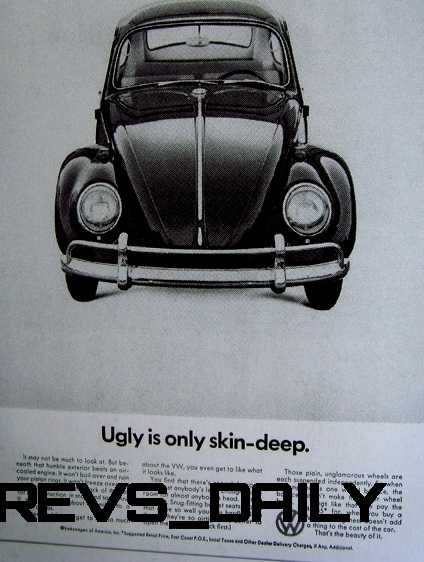 Visual Humor and Lavish Color Saved the VW Beetle in America 40