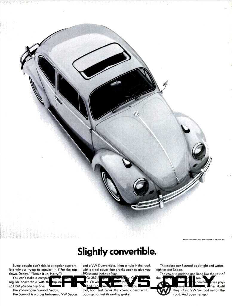 Visual Humor and Lavish Color Saved the VW Beetle in America 42