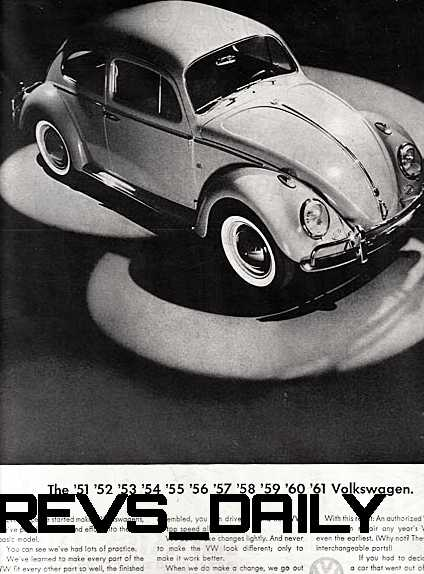 Visual Humor and Lavish Color Saved the VW Beetle in America 5