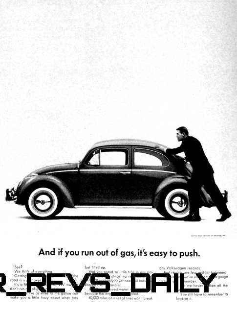 Visual Humor and Lavish Color Saved the VW Beetle in America 6