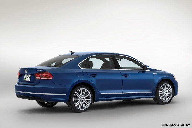 Volkswagen Passat Blue Motion Concept 3