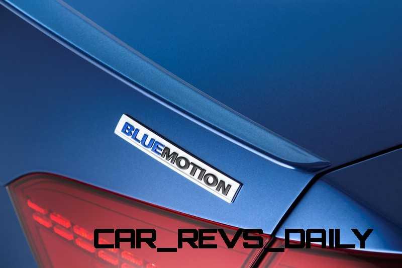 Volkswagen Passat Blue Motion Concept 4