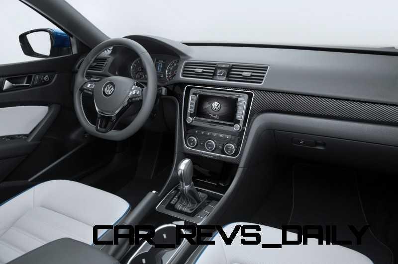 Volkswagen Passat Blue Motion Concept 5