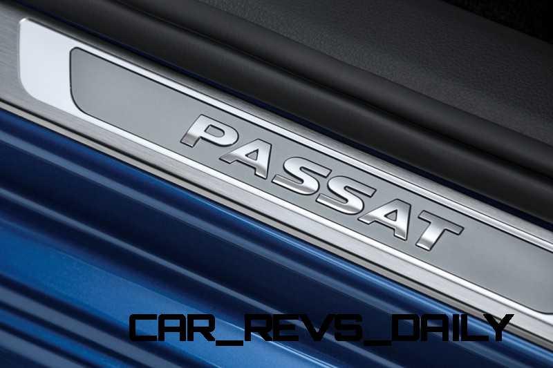 Volkswagen Passat Blue Motion Concept 6