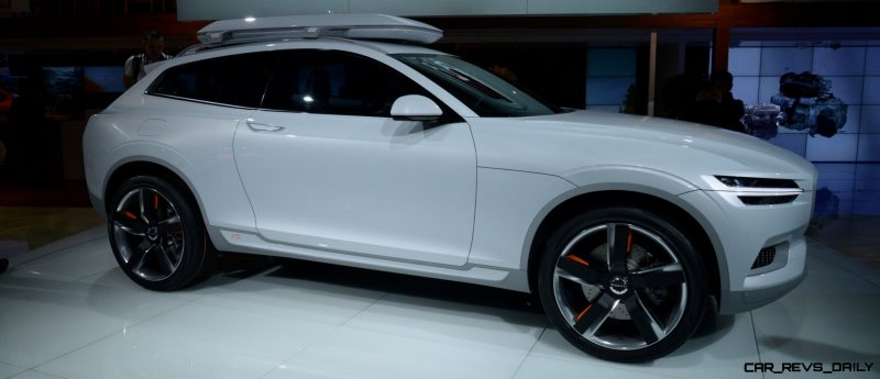 Volvo XC Coupe Concept Looking Ready for Summit County, Colorado 1