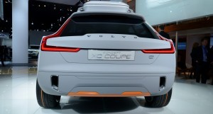 Volvo XC Coupe Concept Looking Ready for Summit County, Colorado 12