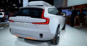 Volvo XC Coupe Concept Looking Ready for Summit County, Colorado 13