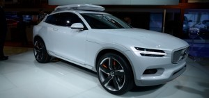 Volvo XC Coupe Concept Looking Ready for Summit County, Colorado 2