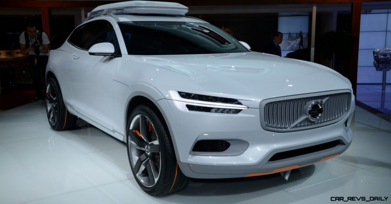 Volvo XC Coupe Concept Looking Ready for Summit County, Colorado 4