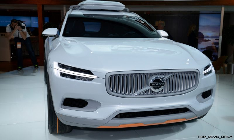 Volvo XC Coupe Concept Looking Ready for Summit County, Colorado 5