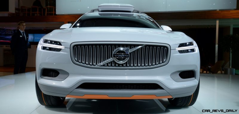 Volvo XC Coupe Concept Looking Ready for Summit County, Colorado 6