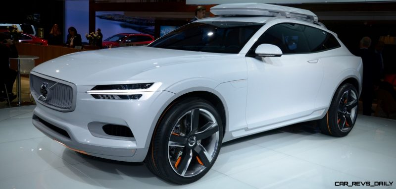 Volvo XC Coupe Concept Looking Ready for Summit County, Colorado 8