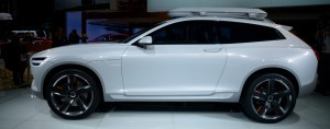Volvo XC Coupe Concept Looking Ready for Summit County, Colorado 9