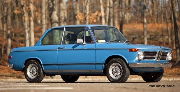 18 Sublime Retro BMWs to Brighten Your Day -- Gooding & Co
