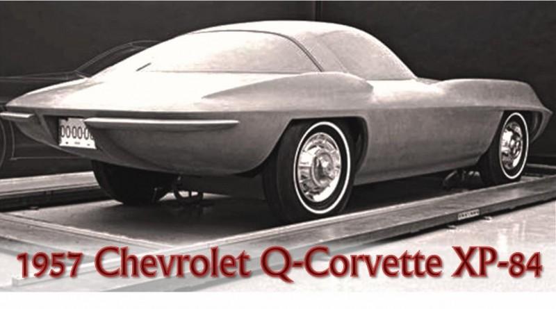 1957 Q-Corvette XP-84