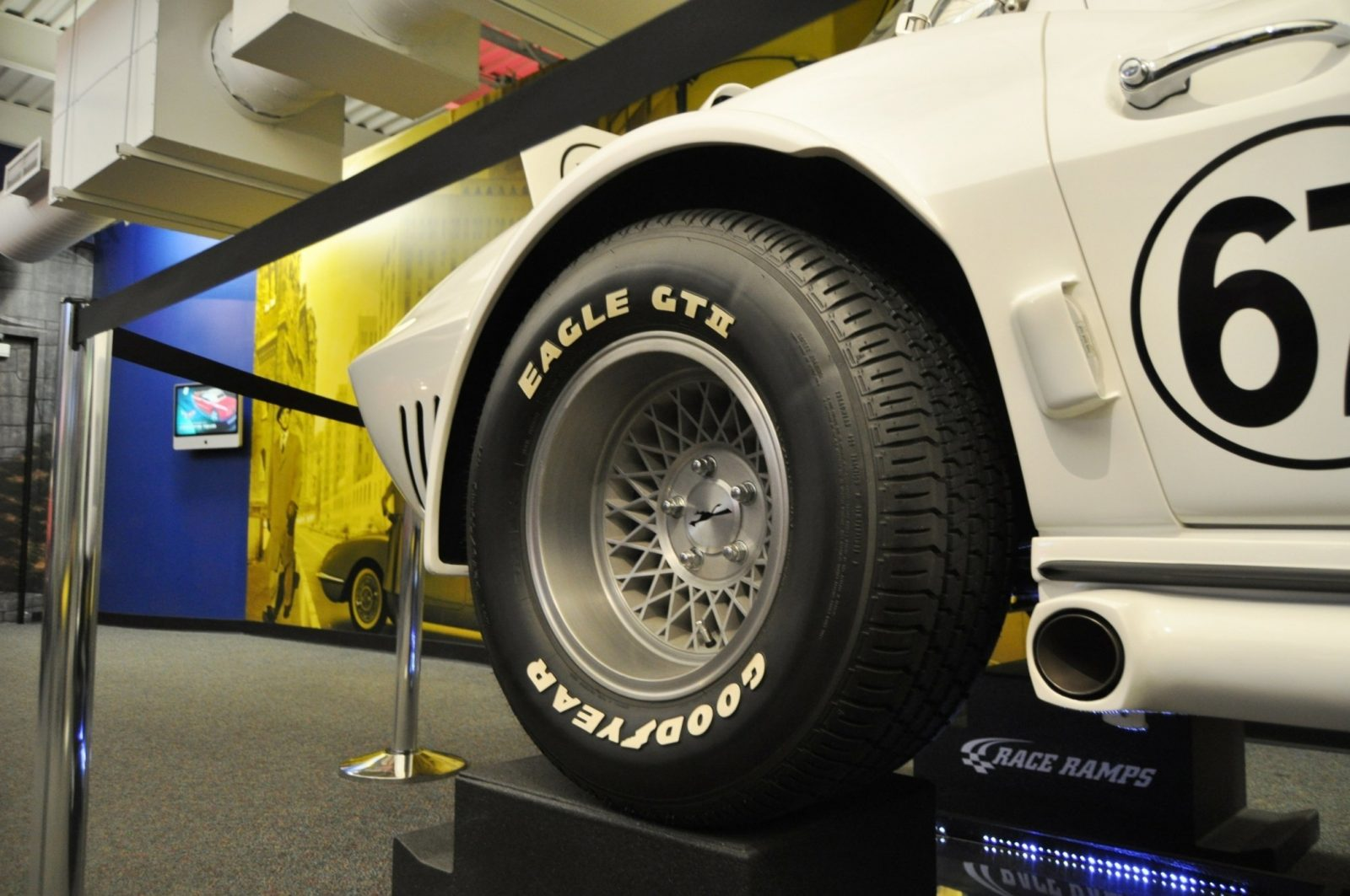 1963 Corvette GS Chaparral by Dick Coup at National Corvette Museum 21