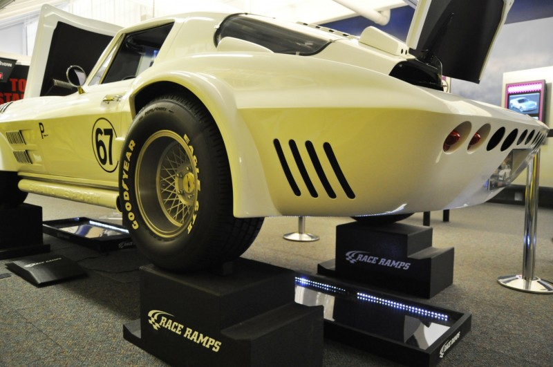 1963 Corvette GS Chaparral by Dick Coup at National Corvette Museum 29