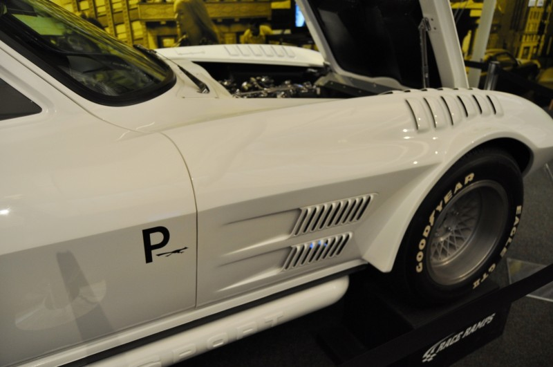 1963 Corvette GS Chaparral by Dick Coup at National Corvette Museum 5
