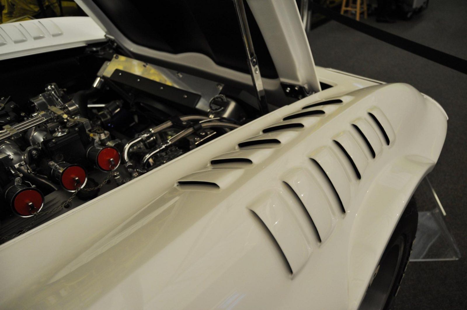 1963 Corvette GS Chaparral by Dick Coup at National Corvette Museum 6