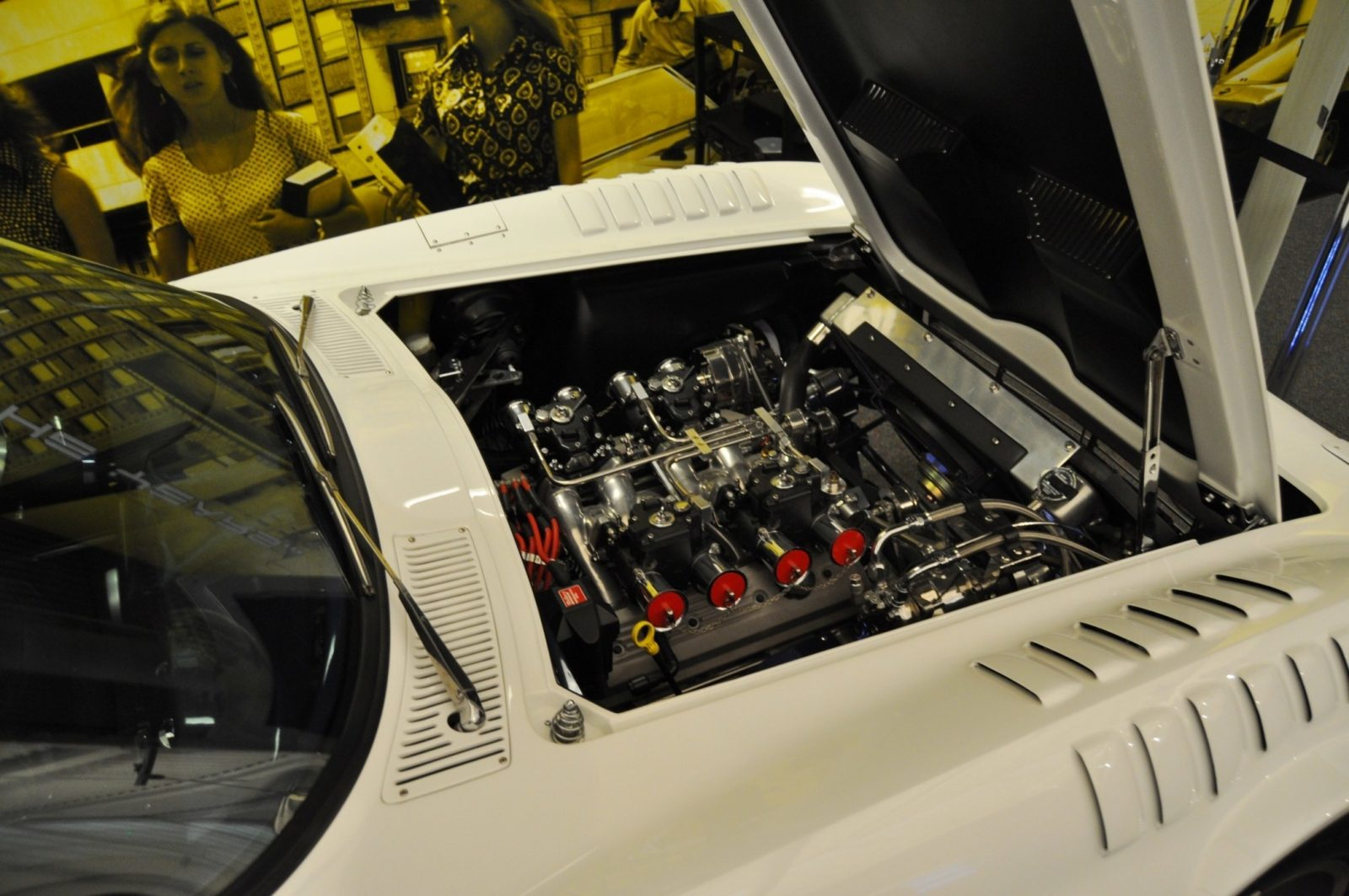 1963 Corvette GS Chaparral by Dick Coup at National Corvette Museum 7