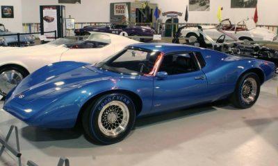 1968 ASTRO-Vette Concepts at the National Corvette Museum 1