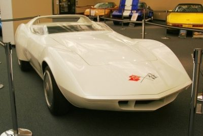 1968 ASTRO-Vette Concepts at the National Corvette Museum 16