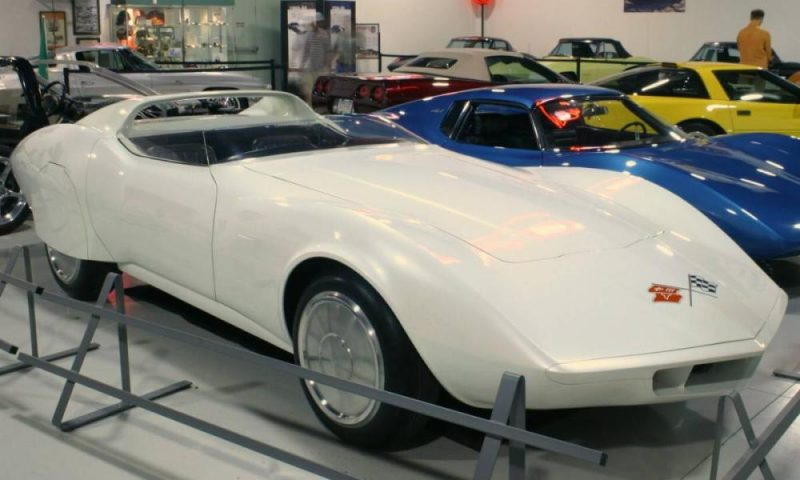 1968 ASTRO-Vette Concepts at the National Corvette Museum 2