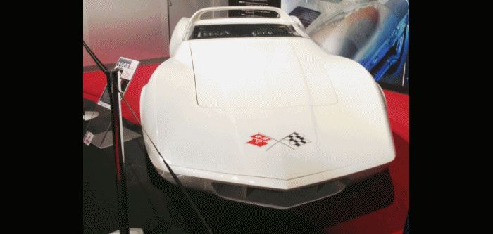 1968 Corvette ASTRO GIF