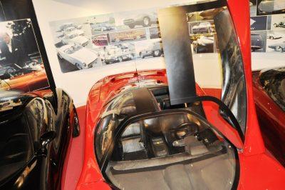 1968 Corvette ASTRO and ASTRO II Concepts at the National Corvette Museum + Ferrari and Bugatti-style Concepts 28