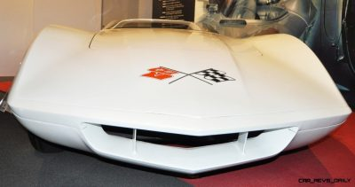 1968 Corvette ASTRO and ASTRO II Concepts at the National Corvette Museum + Ferrari and Bugatti-style Concepts 8