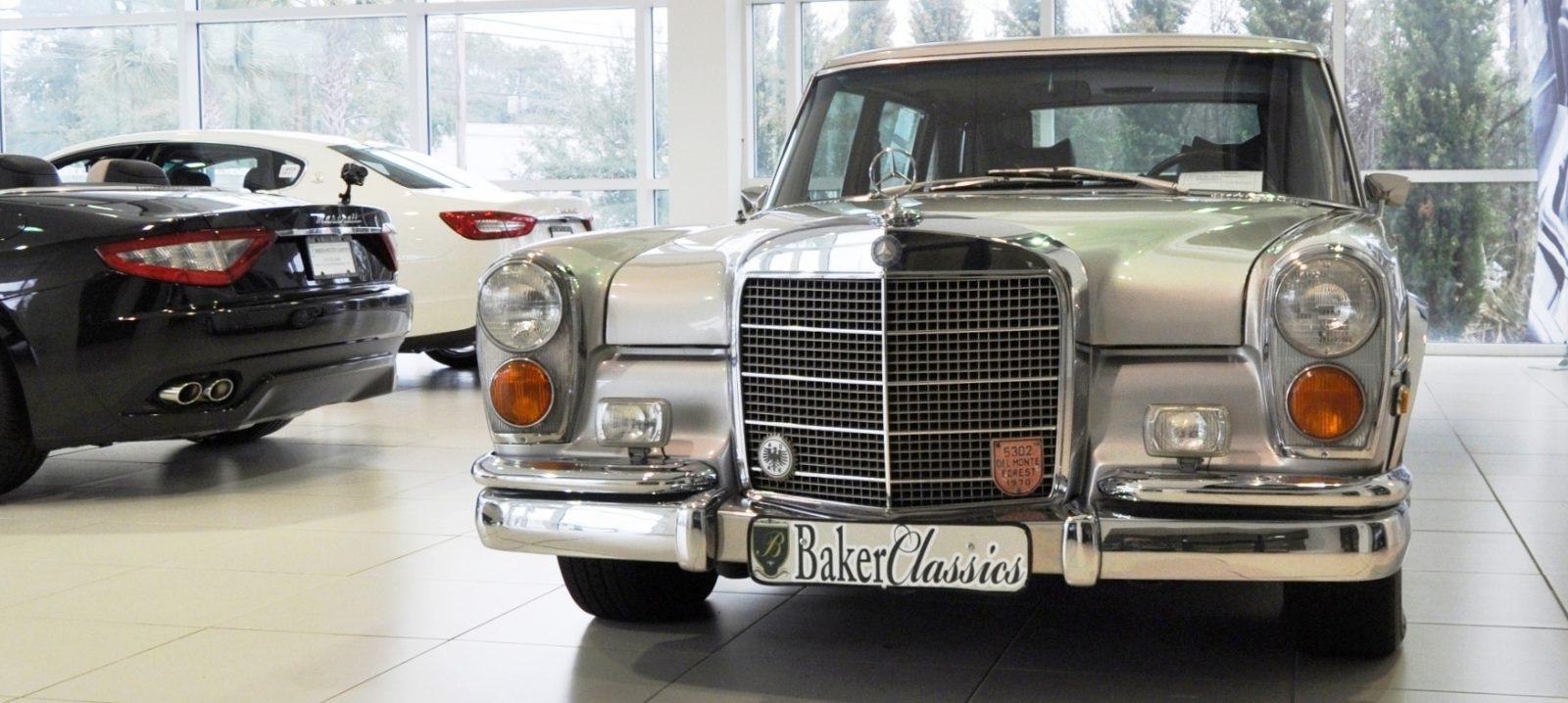 1970 Mercedes-Benz 600 Pullman SWB 1