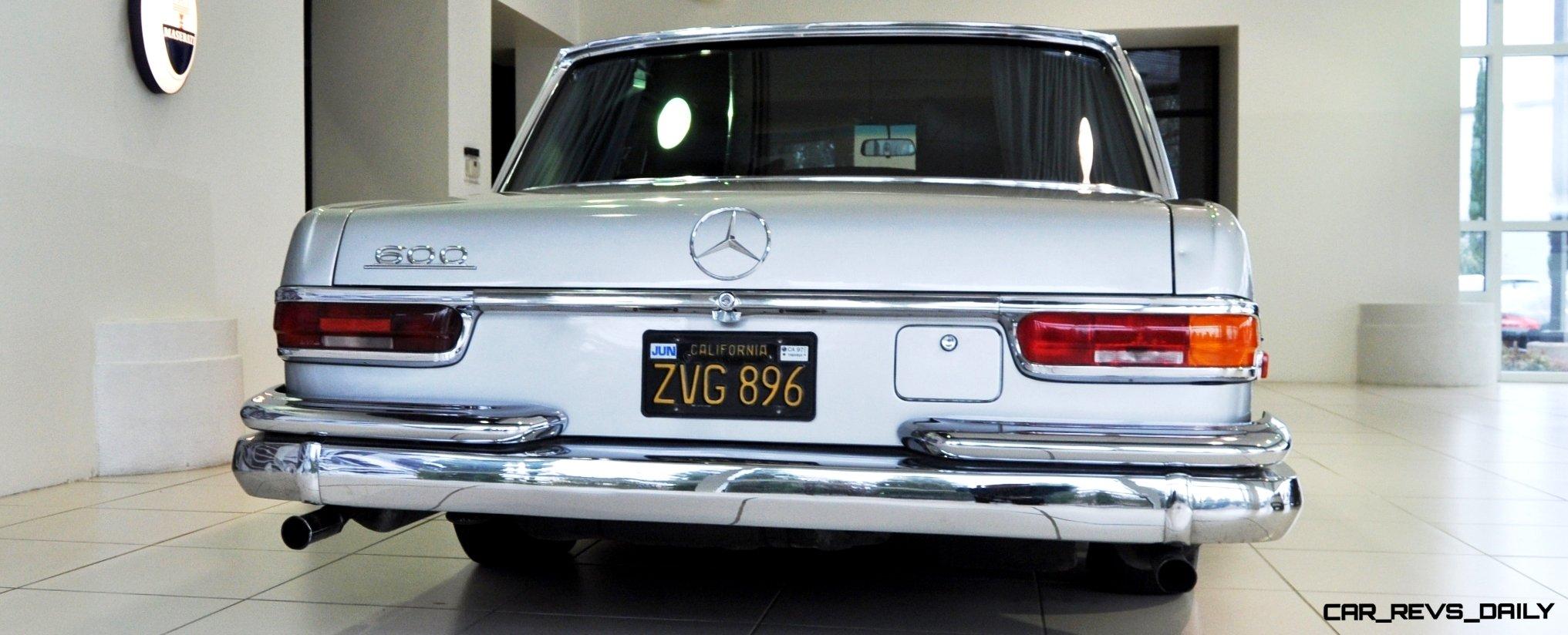 Update1 1970 mercedes benz 600 pullman swb for 75 000 for 1970 mercedes benz