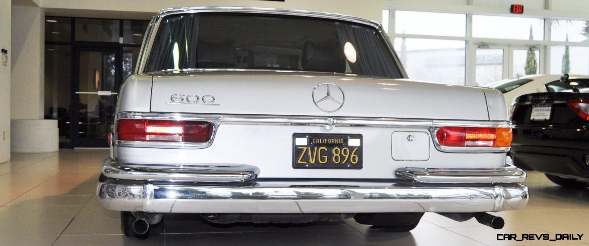 Update1 1970 Mercedes Benz 600 Pullman Swb For 75 000 In Charleston South Carolina