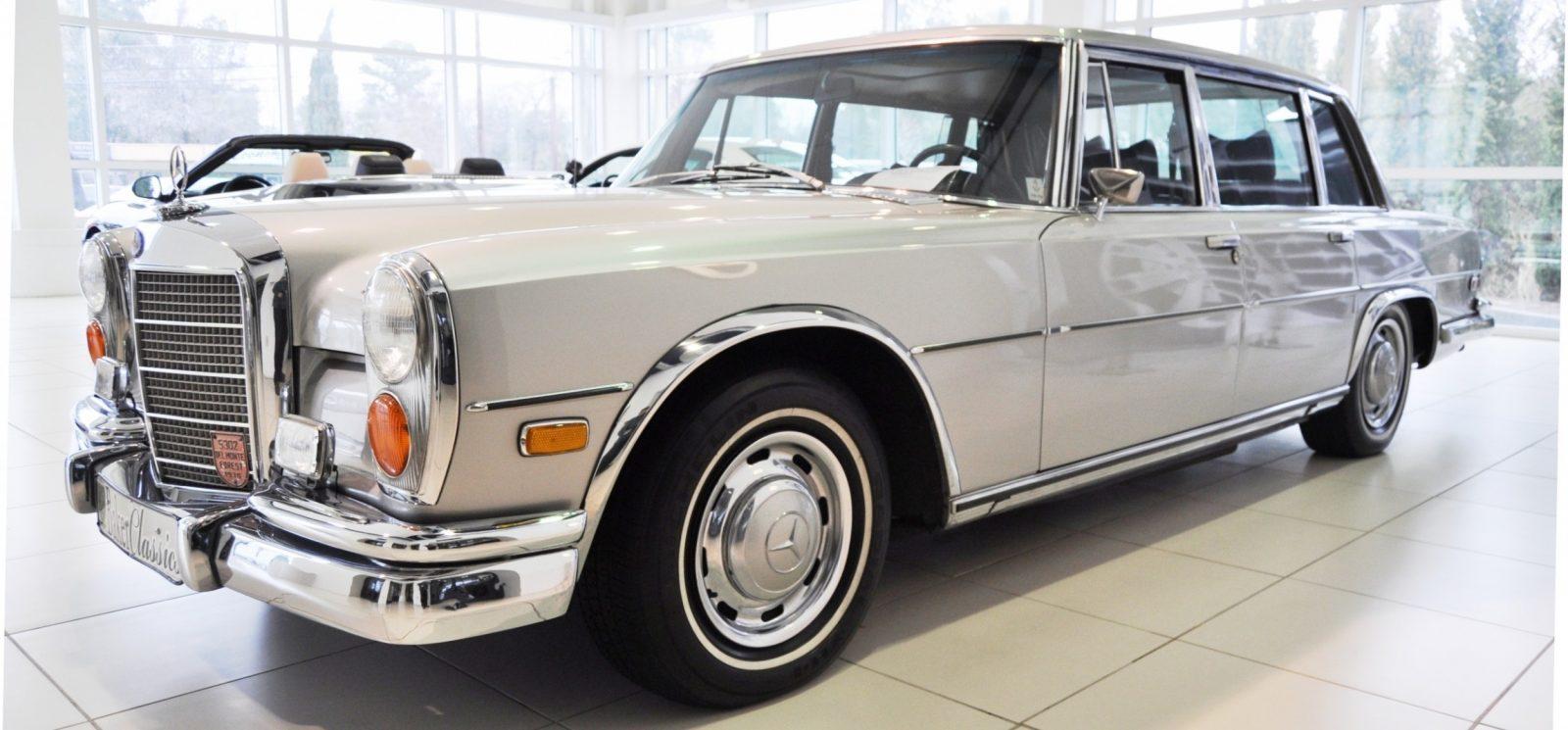 1970 Mercedes-Benz 600 Pullman SWB 18